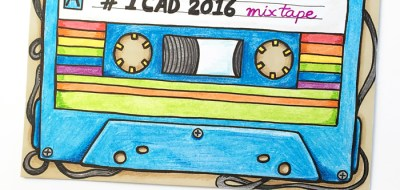 Index Card a Day 2016 - index card pattern by Kate Hadfield #icad2016 #katehadfielddesigns