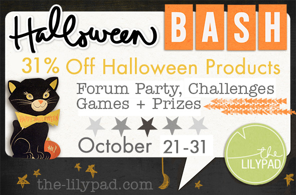The Lilypad Halloween Bash 2016