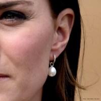 Annoushka Baroque Pearl Drop Earrings  Kate Middleton Style