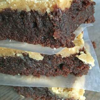 homemade brownies -so delicious!