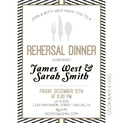 Small Crop Of Rehearsal Dinner Invitation Wording
