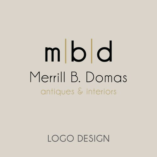 Logo Design for Merrill B. Domas