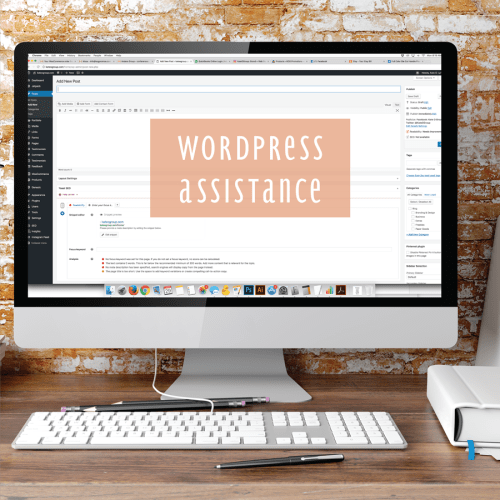 Wordpress-Site-Assistance