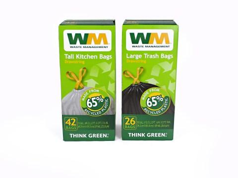 WM Trash Bags Walmart