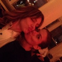Katharine McPhee reunites with Debra Messing on the eve of NY Pops Gala