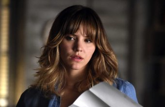 "Katharine McPhee in ""Scorpion"" on Fox."