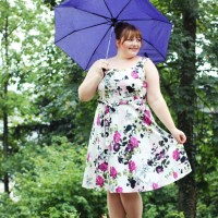 Dancing in the Rain {What I Wore}