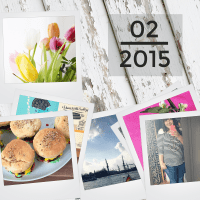 Das war mein Februar 2015 {Snaps of Happiness}