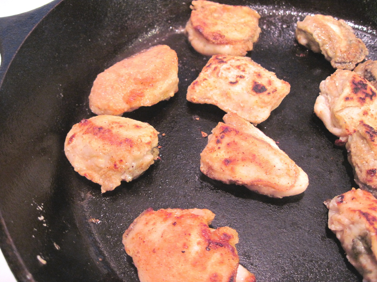 Fullsize Of Pan Fried Oysters