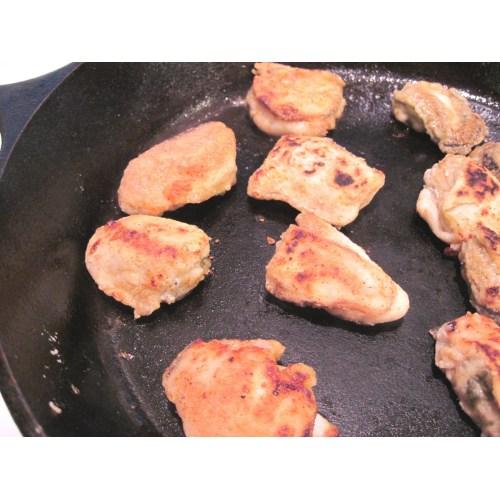 Medium Crop Of Pan Fried Oysters