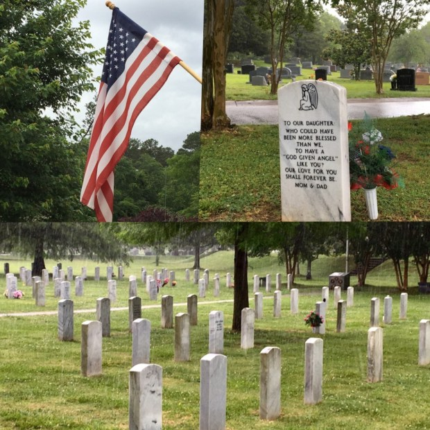 Memorial Day: Remembering and Grieving