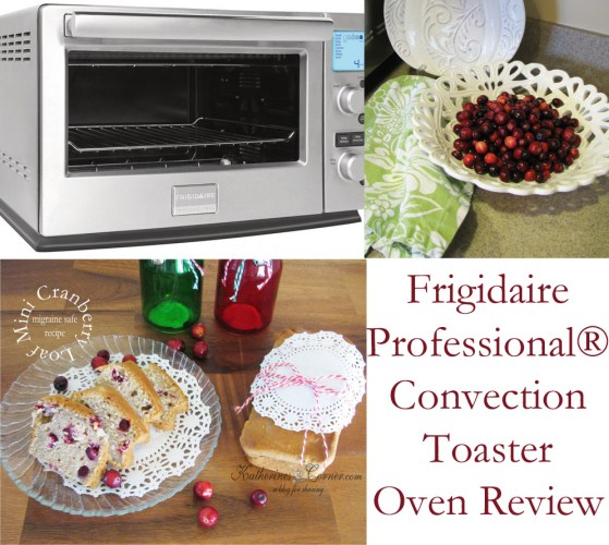 Frigidaire Professional Convection Toaster Oven Review
