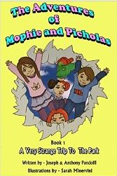 the adventures of Mophie and Picholas book review katherines corner