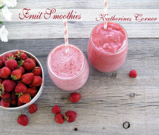 fruit smoothies katherines corner