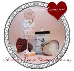 Sweetheart Giveaway