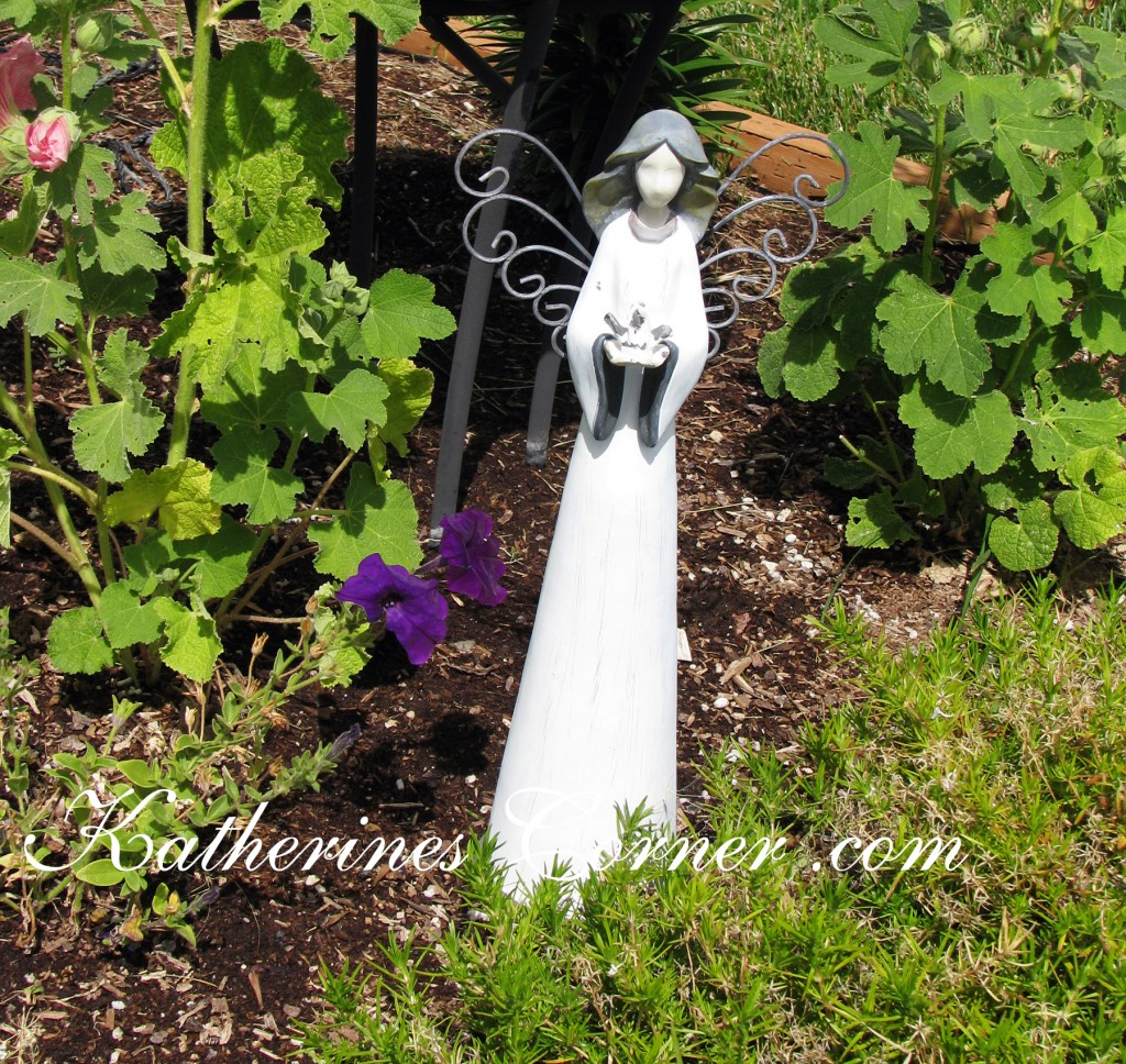 Garden Angel Summer Blooms Katherines Corner