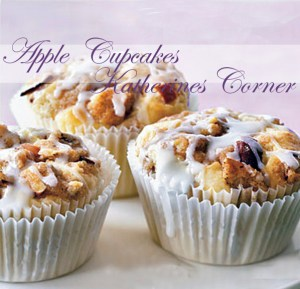 Meatless Monday Apple Cupcakes Recipe