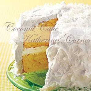 Yummy Coconut Cake Recipe