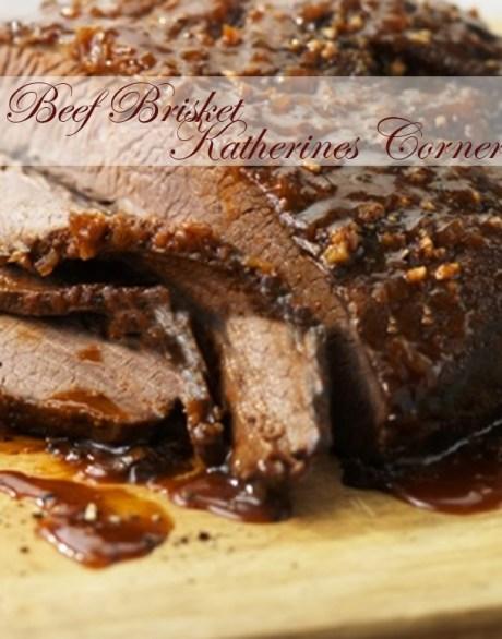 beef brisket katherines corner
