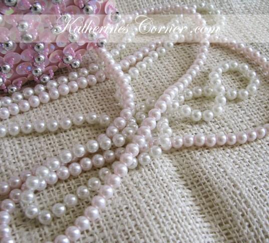 pearls on burlap katherines corner