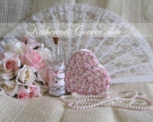 white lace fan katherines corner