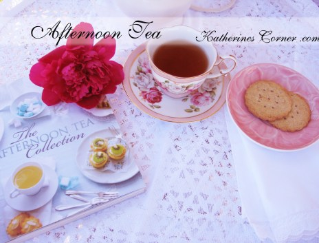 afternoon tea Katherines Corner