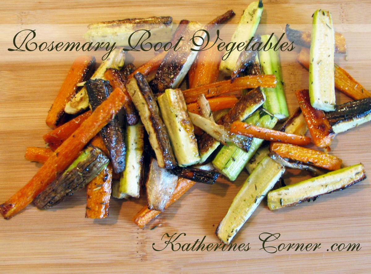 Rosemary Vegetables