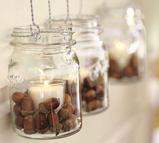 acorn filler