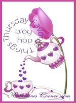 Thursday Favorite Things Blog Hop 128