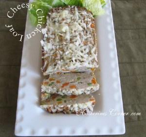 Cheesy Chicken Loaf