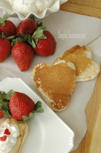 A Fluffy Flavorful Pancake Tale