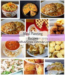 Meal Planning Recipes