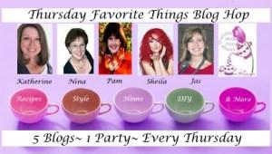 Thursday Favorite Things Blog Hop 178