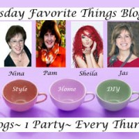 Thursday Favorite Things Blog Hop 178