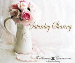 Saturday Sharing