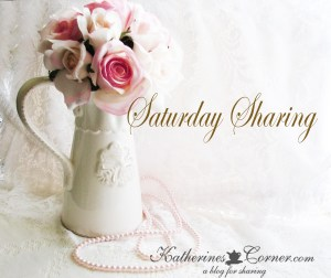 Saturday Sharing Seven
