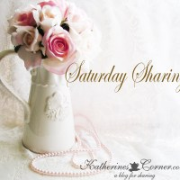 Saturday Sharing Seven
