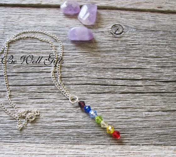 made to order chakra necklace