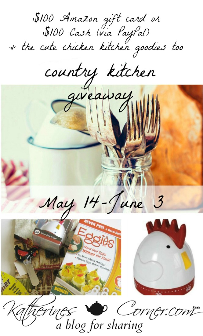 Country Kitchen Giveaway