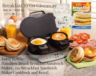 Breakfast to Go Giveaway