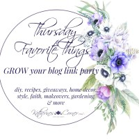 Bright Light and Thursday Favorite Things link party