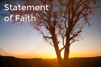 Personal Statement of Faith and Formal Statement of Faith