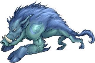 boar monster