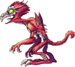 red dragon goblin