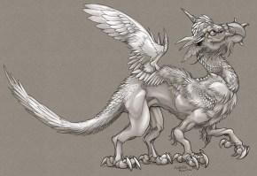 Dragon Griffin