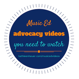 musiced advocacy videos