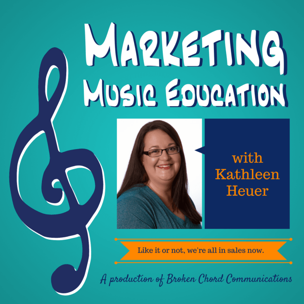 Marketing Music Education art