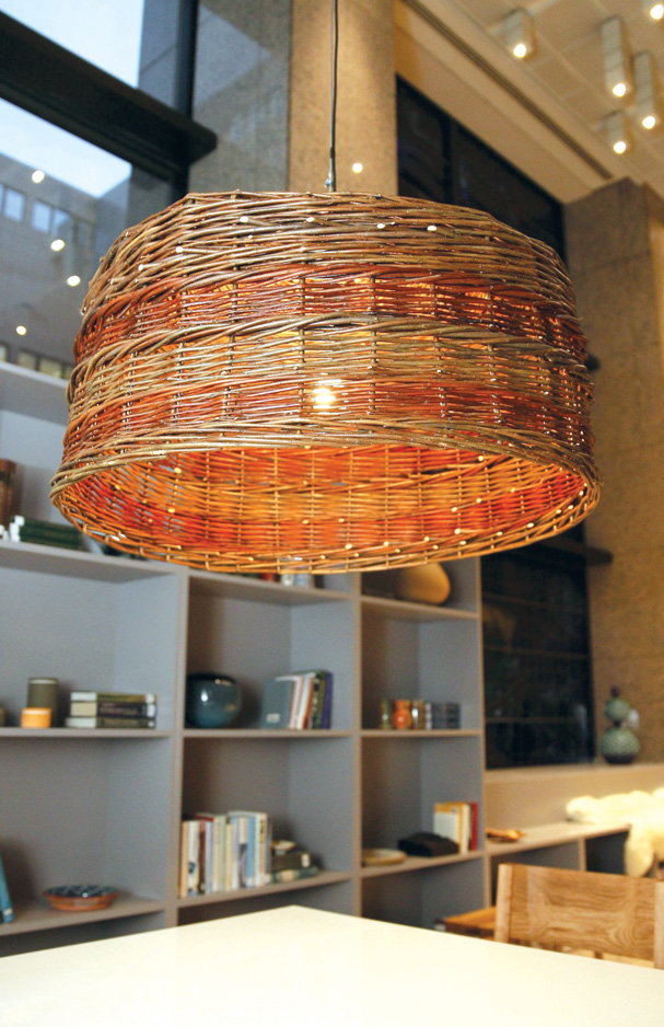 Basket Lamp Shades