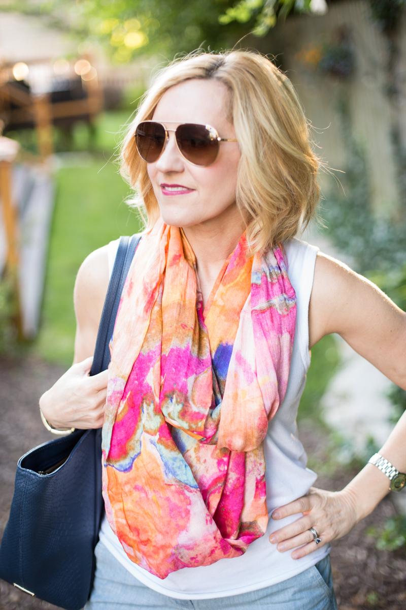 Colorful Casual - Kathrine Eldridge, Wardrobe Stylist