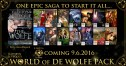 Kindle Worlds: World of de Wolfe Pack Round Two is here!